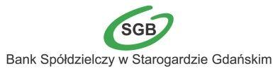 Rachunek rozliczeniowy w walutach wymienialnych - Bank Spółdzielczy w Starogardzie Gdańskim